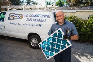 Cox Air_Warning Signs You Need to Replace Your AC Filter_IMAGE1