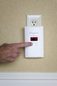 a Carbon Monoxide Detectors