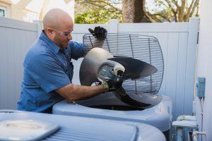 Installing fan